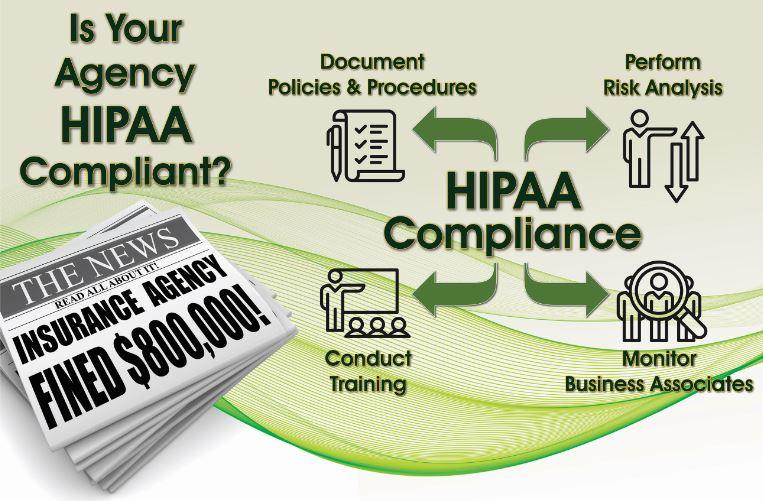 The 4 Ways Your Agency Can Work Towards Hipaa Compliance Gra
